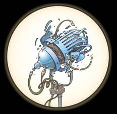 Danger Diva, logo