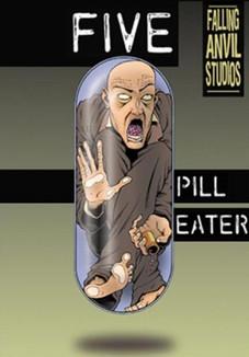 Pill Eater, cover