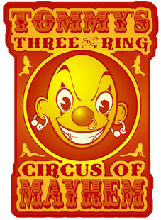 Tommy Lee's Three * Ring Circus