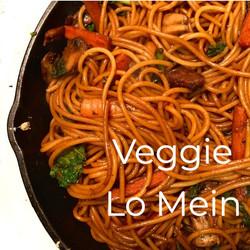 Veggie Lo Mein
