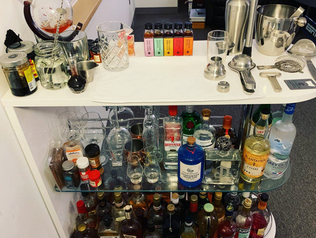 Drinks from the Pantry