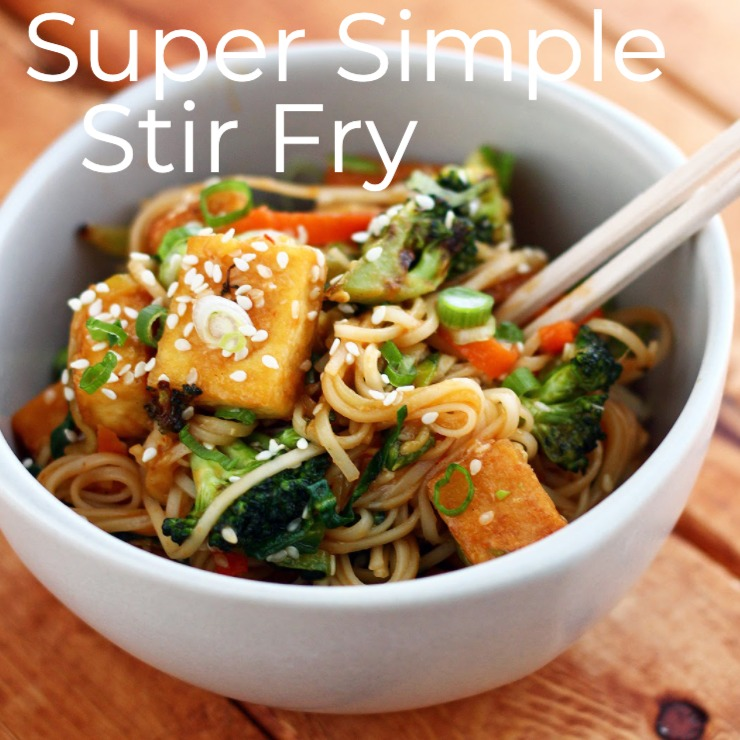 Super Simple Stir Fry