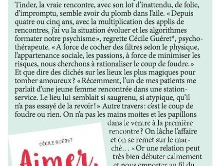 Merci Version Femina pour ce bel article sur mon livre ! :)