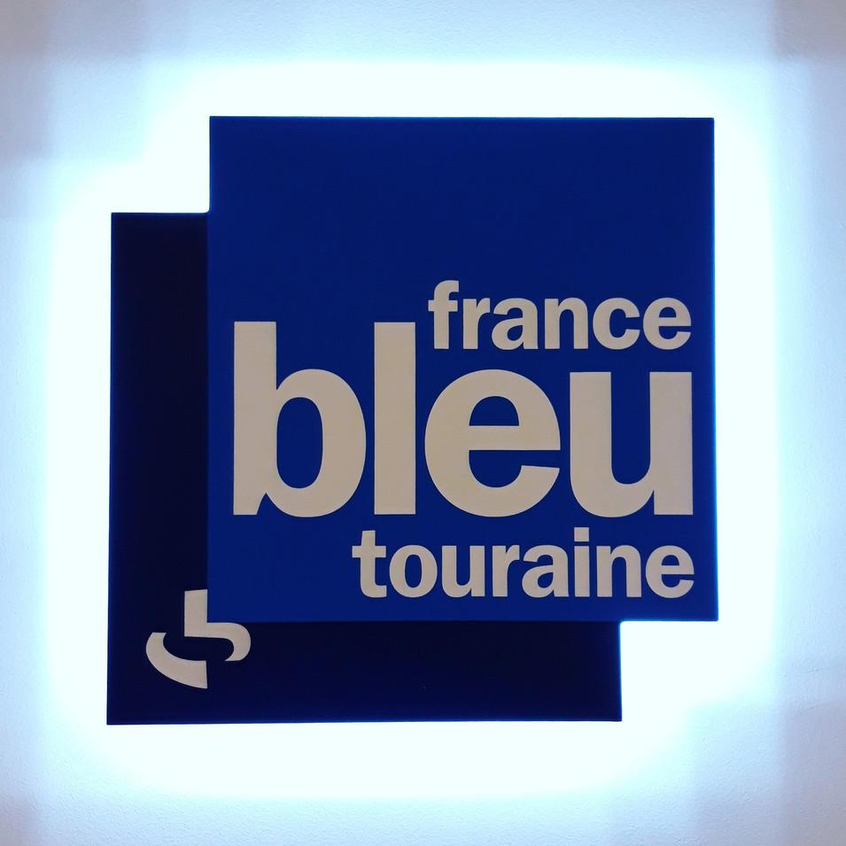 """""""La vie en Bleu"""", avec Richard Mazoué, sur France Bleu Touraine"""