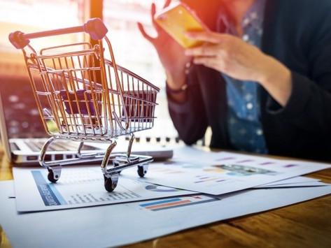 Vendas online crescem 775% em agosto