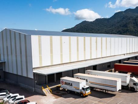 MIRA Transportes inaugura filial em Serra, Espírito Santo