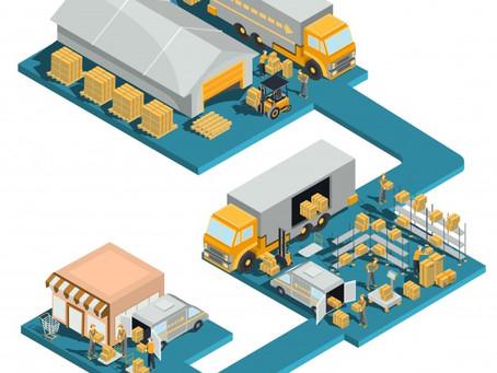 Em agosto, o País registra R$ 629 bilhões em movimentação de cargas