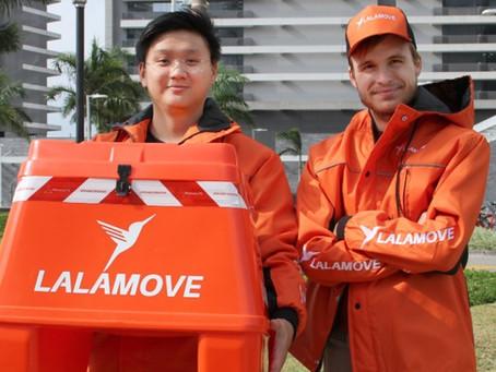 Lalamove cresce 370% no primeiro semestre de 2021