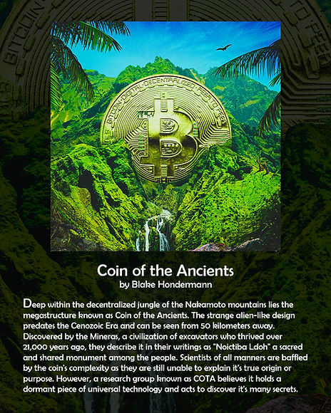 Coin of the ancients PROMO image 3 insta