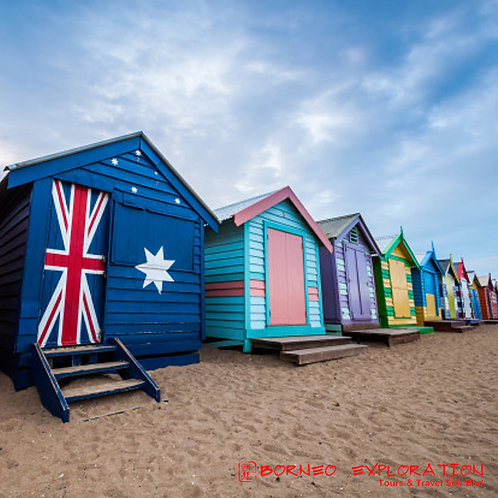 8 DAYS MONO MELBOURNE WITH GREAT OCEAN ROAD + PHILLIP ISLAND Price From