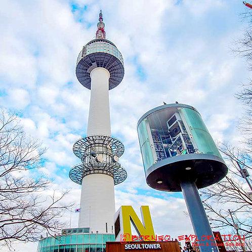 8 DAYS CHARMING KOREA SEOUL + JEJU ISLAND  Price From