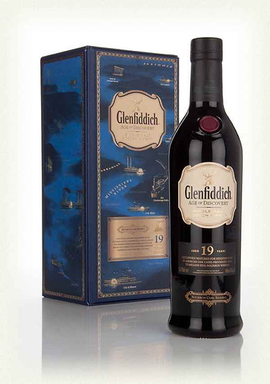 Glenfiddich 'Age of Discovery' Bourbon Cask 19YO 50ml Sample