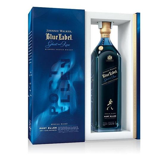 Johnnie Walker Blue Label Ghost & Rare Port Ellen Edition
