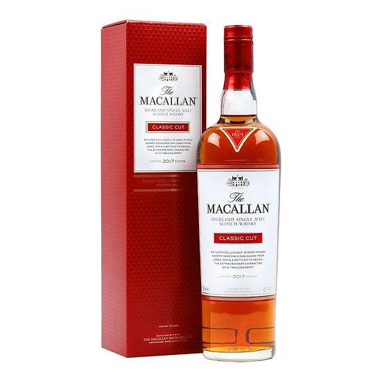 Macallan Classic Cut 2017 Edition