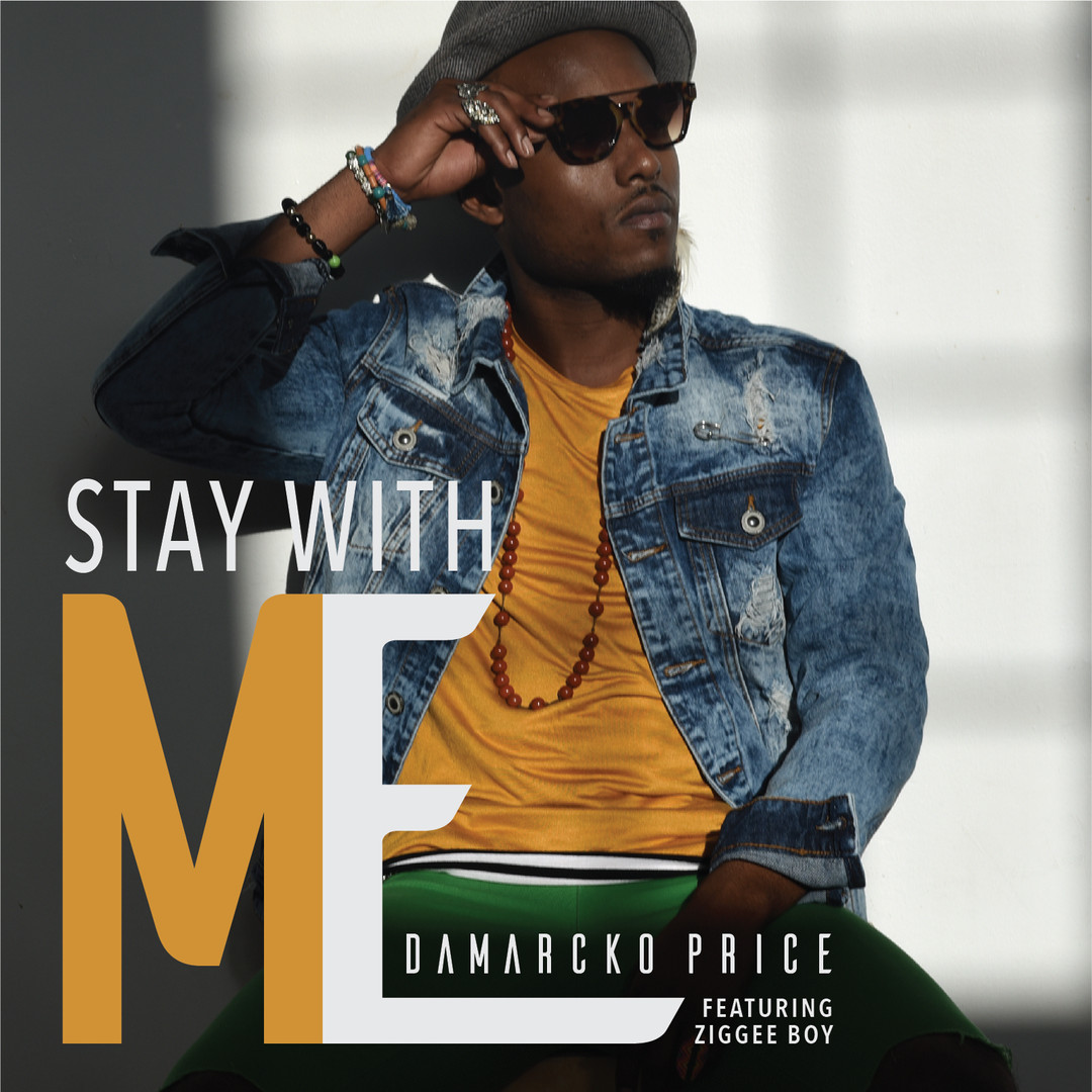 Damarcko Price: Stay With Me single cover