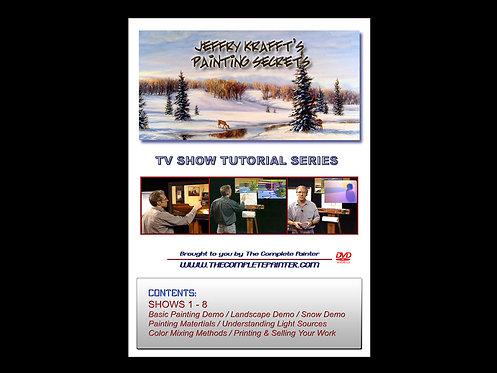 Painting Secrets 8-Show Series
