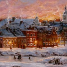 Belarus Winter
