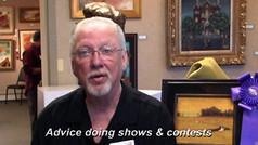 Advice on art contests
