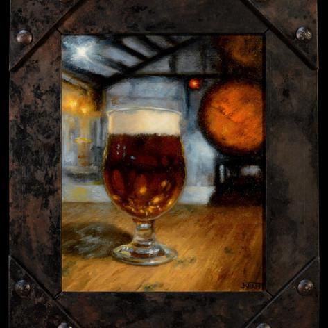 Brew Mill I custom frame