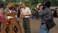Renaissance Fair Interview
