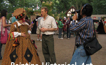 Renaissance Fair Interview