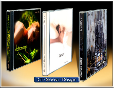 Affordable CD artwork