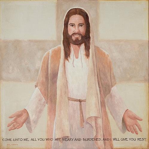 Come Unto Me (Matthew 11:28)
