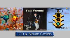 CD & album covers