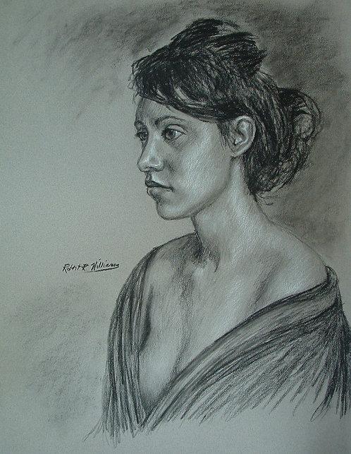 Helen in Wrap