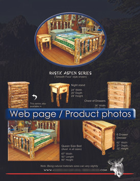 Business product photography