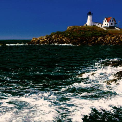 Cape Neddick Shoreline