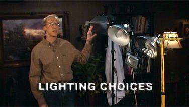 Studio Lighting Video