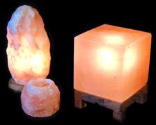 salt lamp products