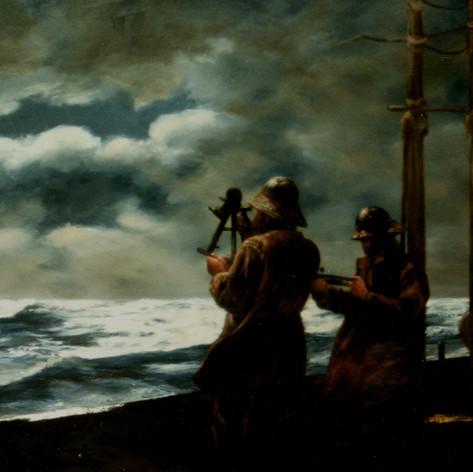 8 Bells Winslow Homer study
