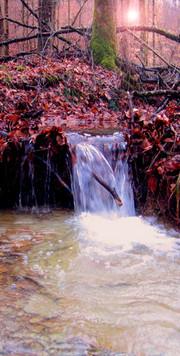 Waterfalls no. 5