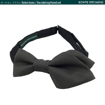 One-sided-ring-knot Pointed end