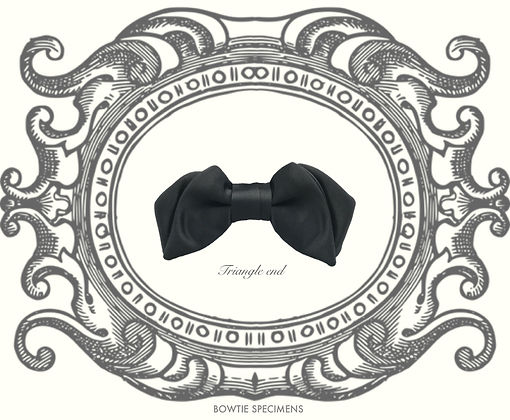 トライアングル,エンド,蝶ネクタイ,ボウタイ,ブランド,標本,通販,bow tie,specimens,types,brand,japan