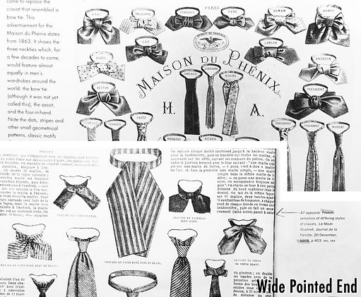ワイド,ポインテッド,エンド,蝶ネクタイ,ボウタイ,ブランド,標本,通販,bow tie,specimens,types,brand,japan