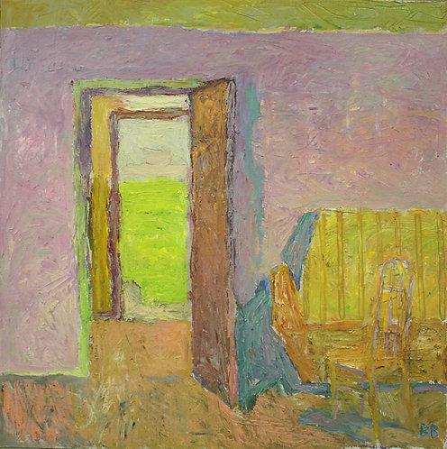 Lilac Room by VARVARA VYBOROVA