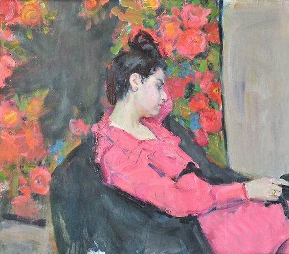 Suzanne by YAROSLAVA TICHSHENKO