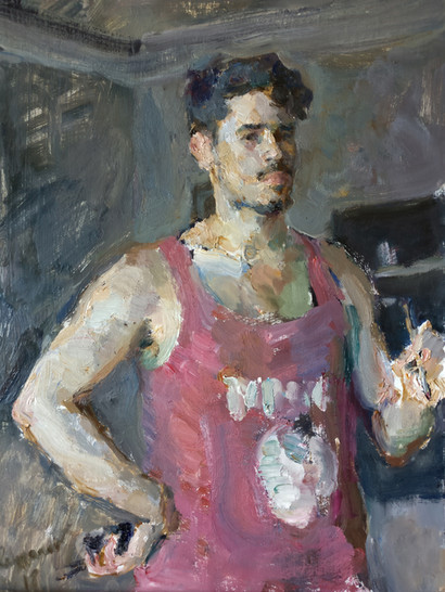 The Russian Ark_Samir Rakhmanov_Self Portrait