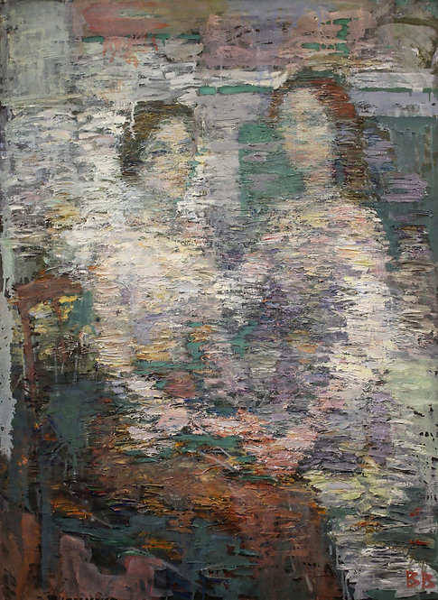 Sisters by VARVARA VYBOROVA