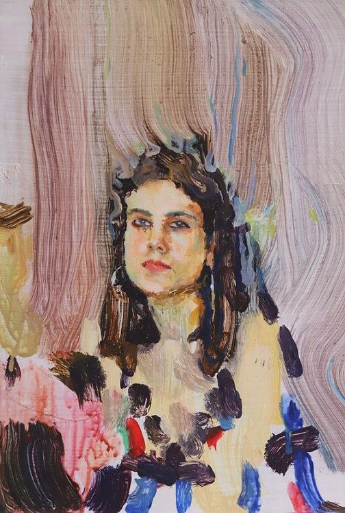 Girl by EUGENY MEDVEDEV