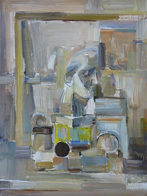 White Still Life No.1 by NIKOL KLAMPERT