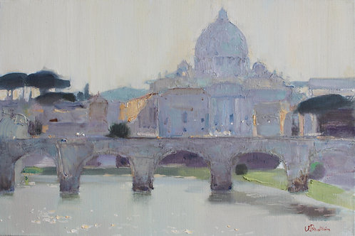 Rome by VALERIA PRIVALIKHINA