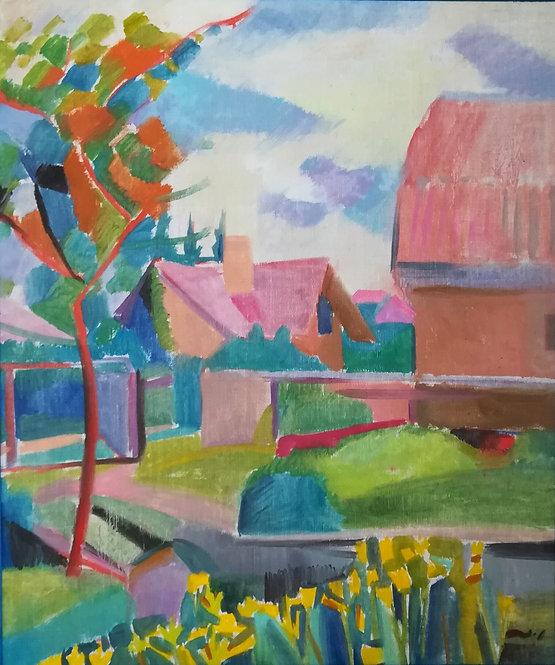 Garden Harmony by NIKOL KLAMPERT