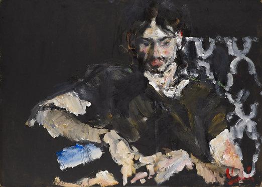 The Ingenious Hidalgo in His Youth by YURIY USHAKOV