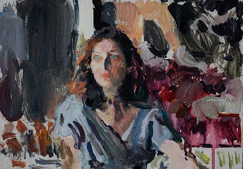 Anna by EUGENY MEDVEDEV