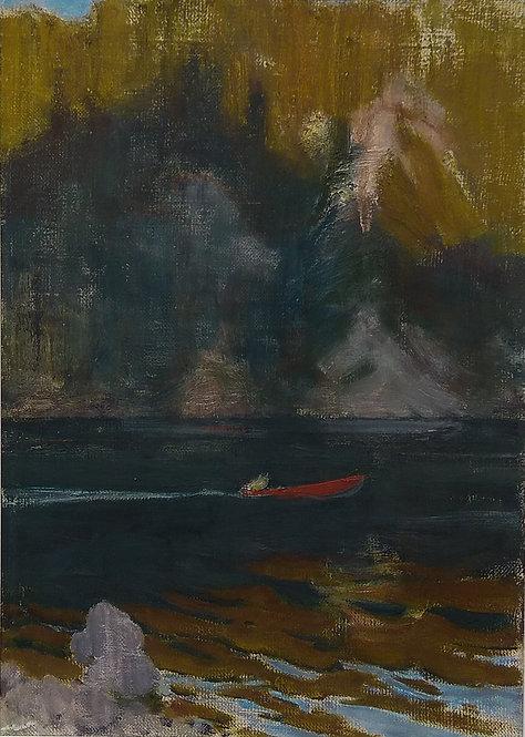 Polovinny Cape by YURIY USHAKOV