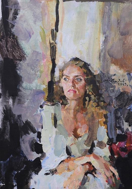 Ananda by EUGENY MEDVEDEV